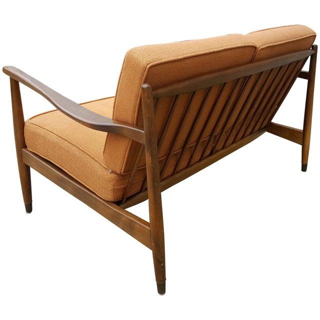 Dux Classic Scandinavian Modern Sofa - Image 3 of 8