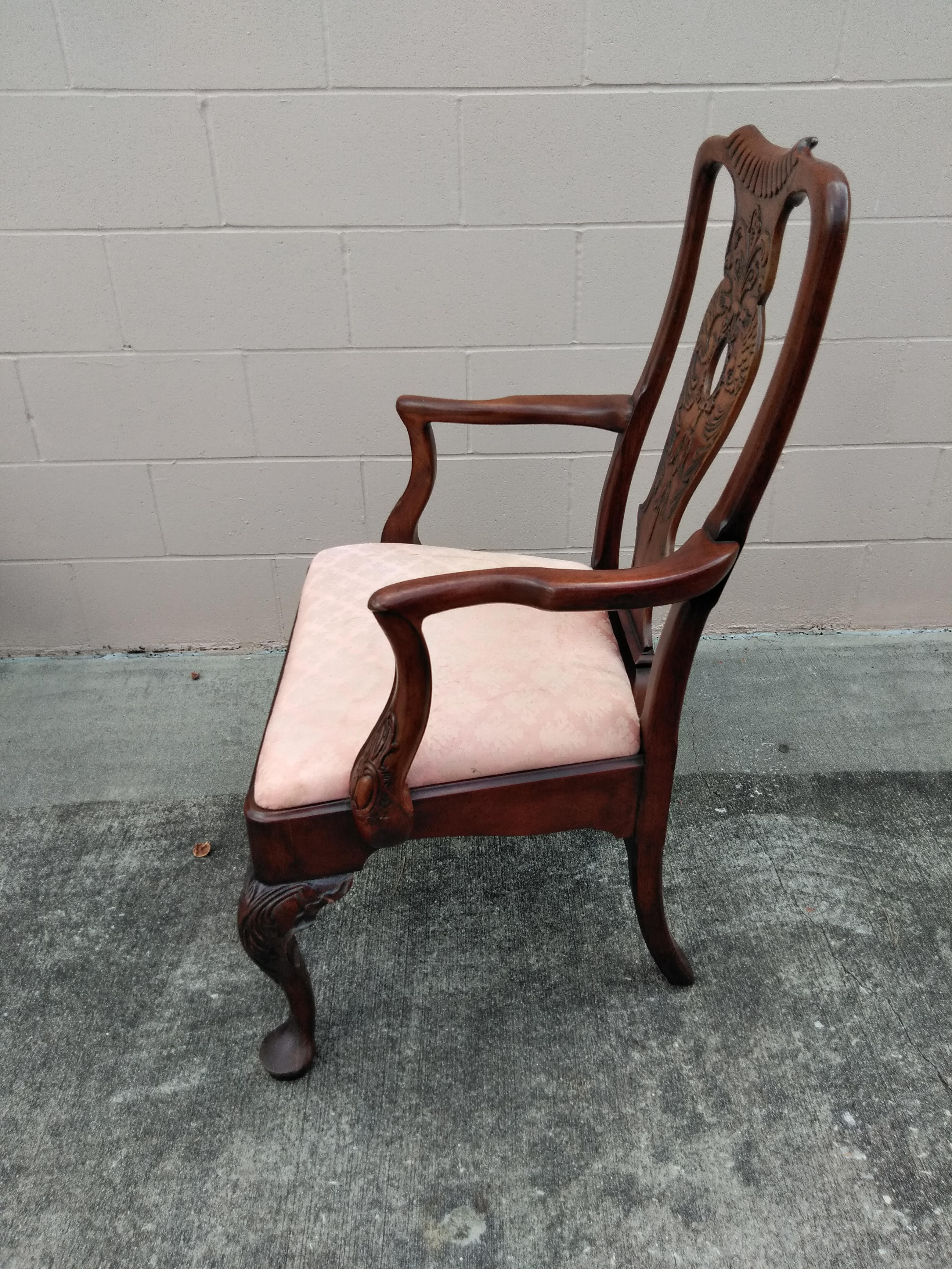 Mid 20th Century Vintage Mid Century Henredon Chairs- Set of 10 For Sale - Image  sc 1 st  Made for Home Design Lovers & Vintage Mid Century Henredon Chairs- Set of 10 | Chairish