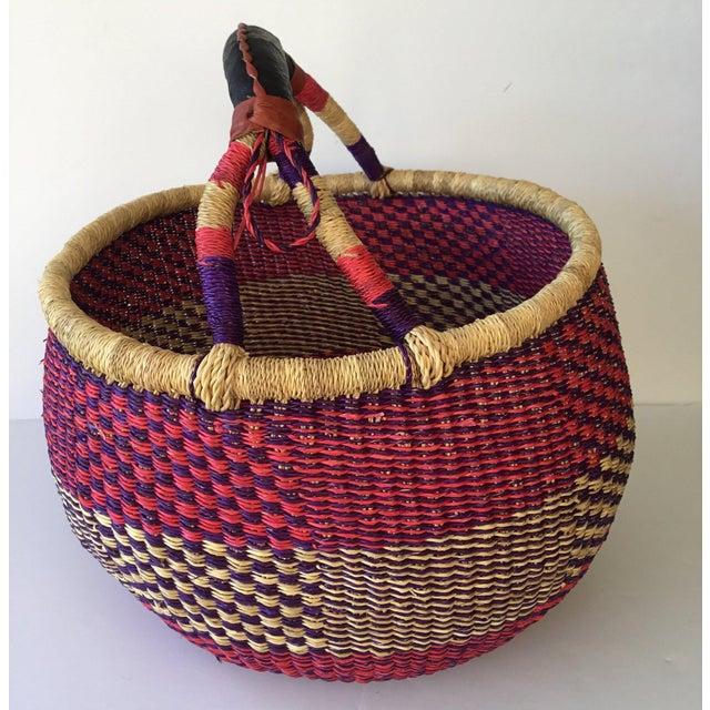 African Market Basket - Image 4 of 6