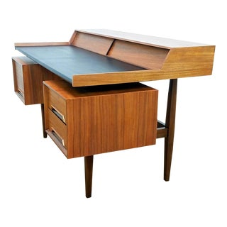 Mid-Century Milo Baughman for Drexel Perspective Floating Desk For Sale