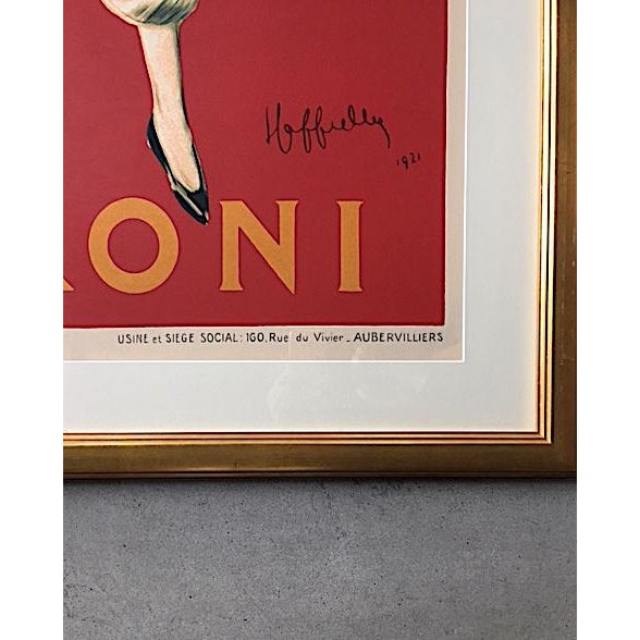 Framed French Advertising Poster - Image 5 of 8