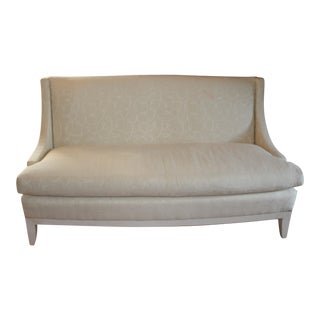 Barbara Barry Realized by Henredon Starlet Settee For Sale