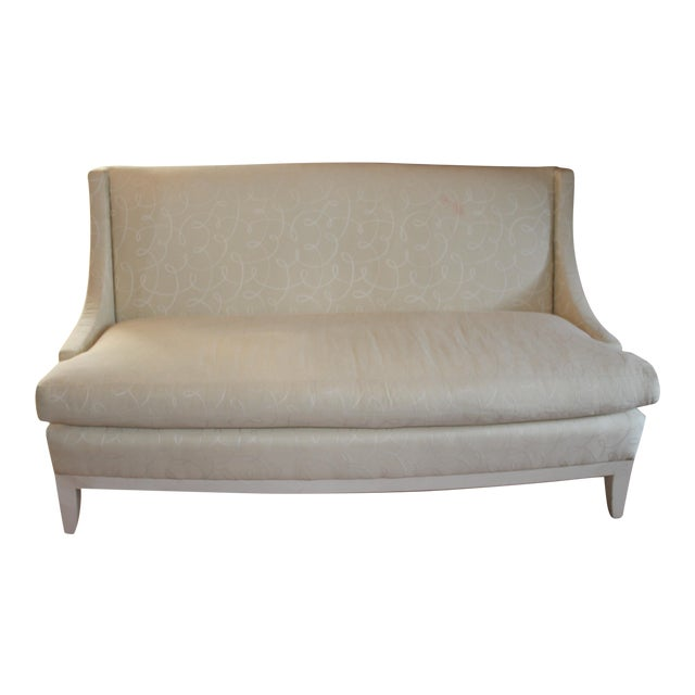 Barbara Barry Realized by Henredon Starlet Settee - Image 1 of 11
