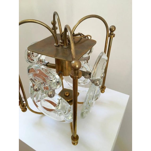 Gaetano Sciolari Lantern Chandelier - Image 8 of 8