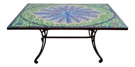 Image of Mosaic Dining Tables