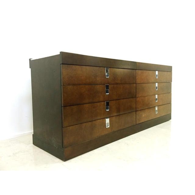 Baker Furniture Company Brian Palmer for Baker Furniture Bedroom Set For Sale - Image 4 of 10