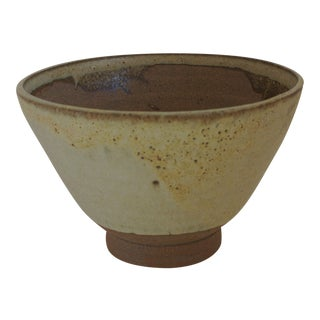 Vintage Art Pottery Bowl