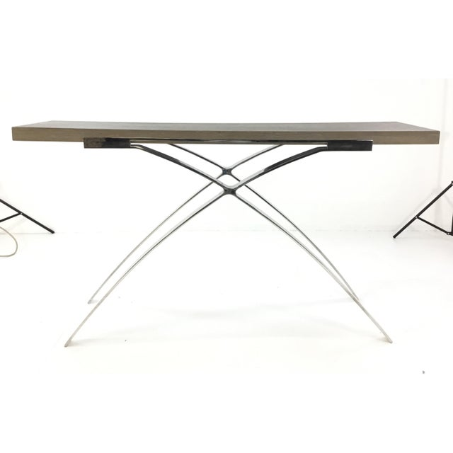 Interlude Home Kiren Console Table For Sale In Atlanta - Image 6 of 6