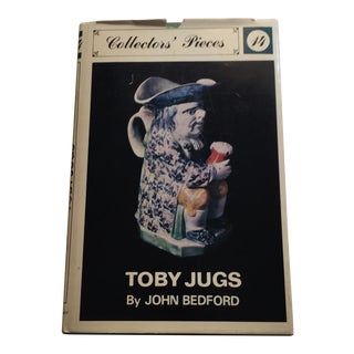 'Toby Jugs' Hardcover Book For Sale