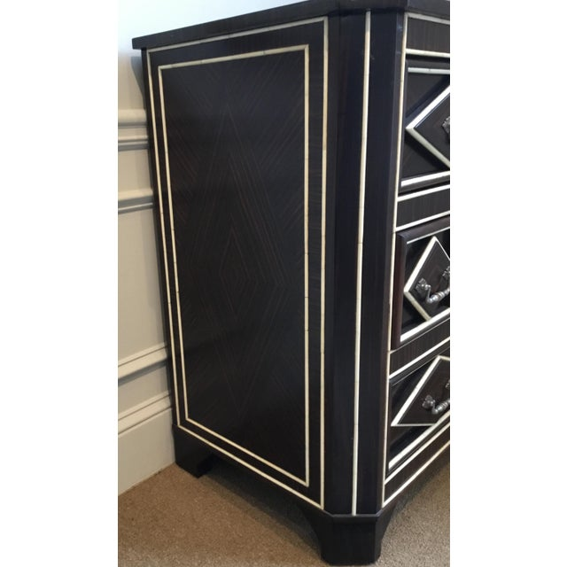 Art Deco Style Chest By: Century For Sale In Atlanta - Image 6 of 9