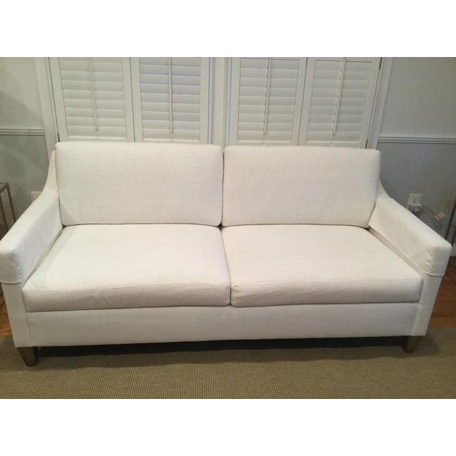 Ethan Allen Ethan Allen Monterey Sofa For Sale - Image 4 of 5