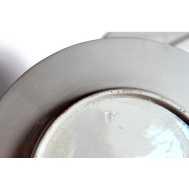 Chamberlain's Worchester, Flight, Barr and Barr Porcelain Dessert Service For Sale - Image 9 of 11