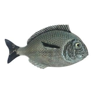 Bordhallo Pinheiro Majolica Fish Platter