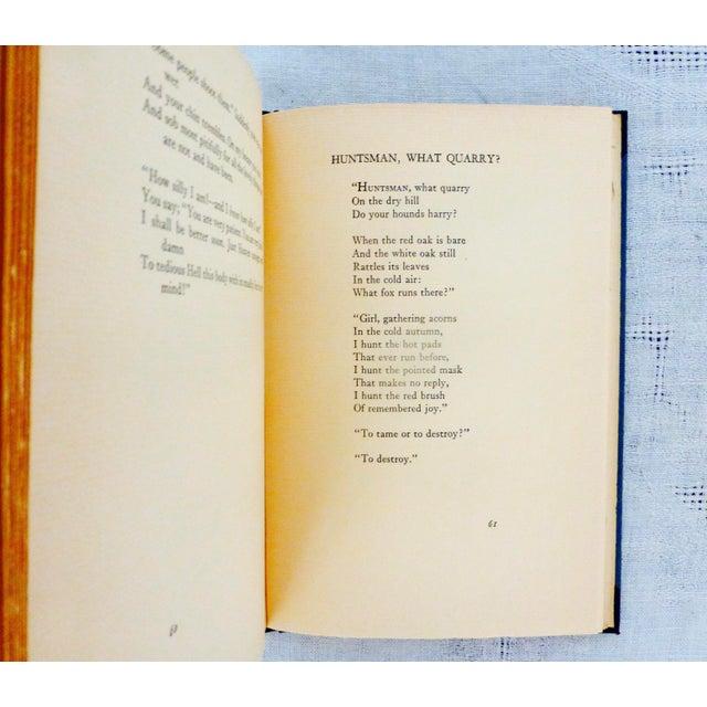 Edna St. Vincent Millay 'Huntsman What Quarry?' 1939 Book - Image 5 of 9
