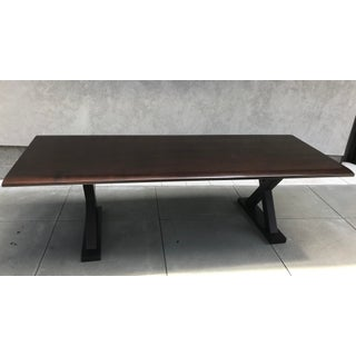 Christian Liaigre Table and Matching Chairs Preview