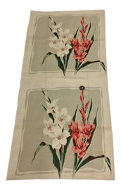 Image of Beige Bathroom Towels and Textiles