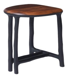 Image of Walnut Low Stools