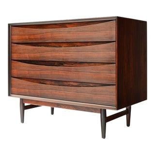 1960s Danish Modern Arne Vodder Rosewood Dresser For Sale