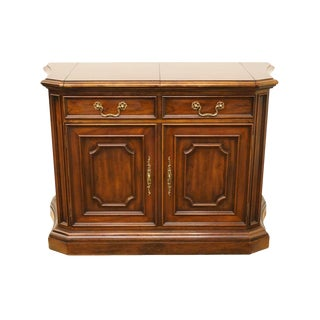 20th Century Italian Century Furniture Flip Top Server Buffet For Sale