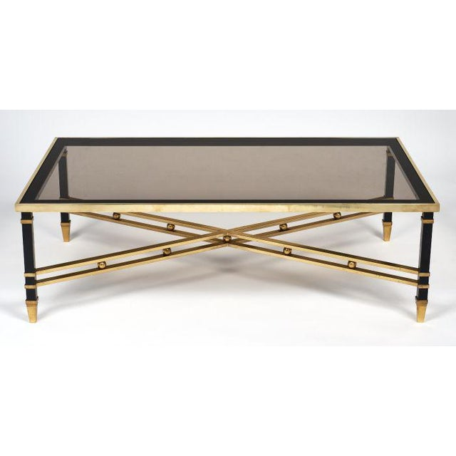 1970s Italian Modernist Coffee Table For Sale - Image 5 of 12