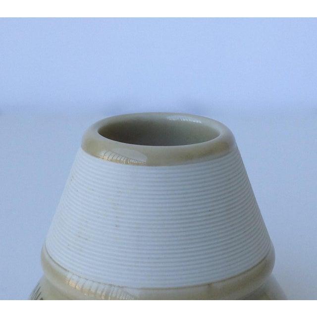 Ceramic French Cafe Dubonnet Match Strike & Holder For Sale - Image 7 of 9