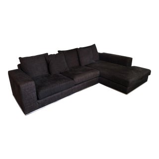 Camerich Sectional Linen Sofa