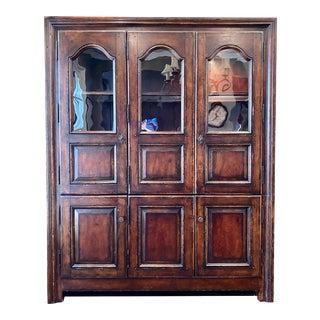 Ralph Lauren by Henredon San Luca Display Cabinet For Sale