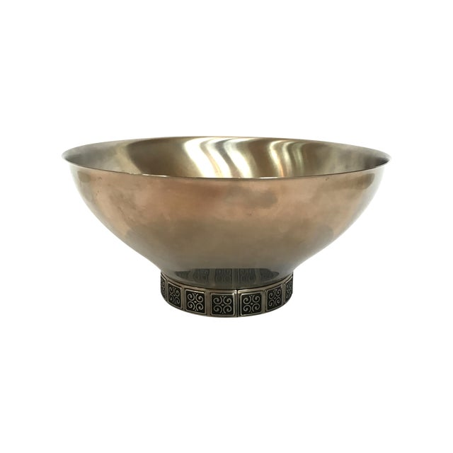 Stainless Steel Salad Bowl - Image 1 of 5
