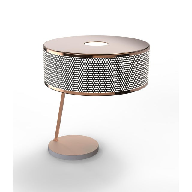 Marcus Table Lamp From Covet Paris For Sale - Image 4 of 13
