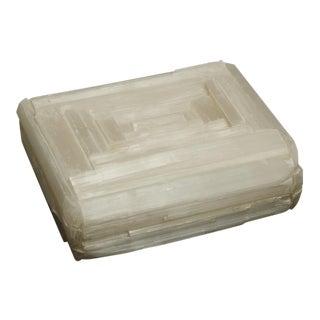 Attractive Selenite Box For Sale