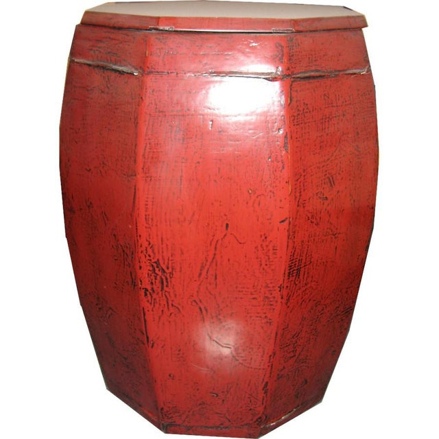 Drum Stool With Lid - Image 3 of 3