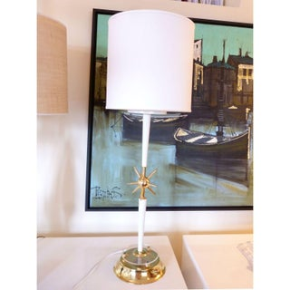 Vintage Atomic Style Sputnik Table Lamp Preview