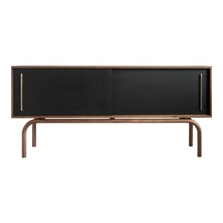 Gatsby Credenza in Walnut For Sale