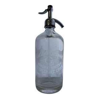 Gottlieb Luippold Mineral Water Siphon For Sale