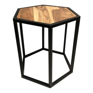 Erdos + Ko Home Hex Accent Table