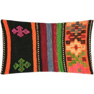 "Nalbandian - Turkish Kilim Pillow - 17"" X 23"" For Sale"
