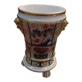 Imari Footed Cup For Sale
