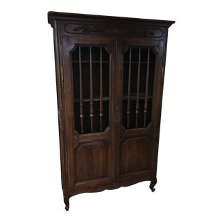 1920s French Armoire / Cabinet For Sale