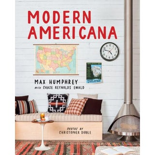 Signed Copy - Modern Americana by Max Humphrey Book For Sale