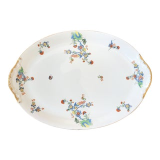 1980s Vignaud Limoges Platter For Sale