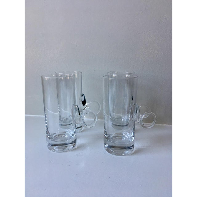 Crystal Irish Coffee Glasses