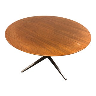 Knoll Round Dining Conference Table For Sale