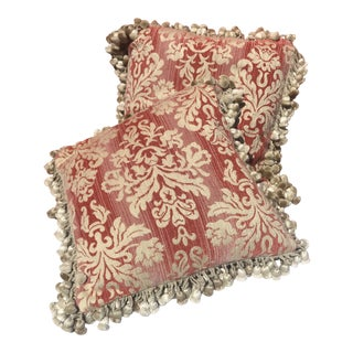 Charles Faudree Accent Pillows - a Pair