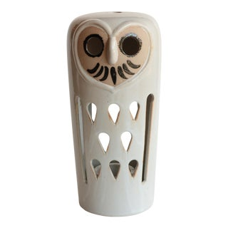 Modernist Owl Lantern by Knobler