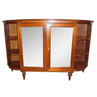 Traditional 2 Door Commode For Sale
