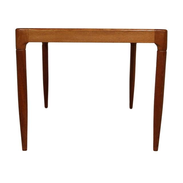 Mid Century Danish Teak Coffee Table For Sale In Atlanta - Image 6 of 7