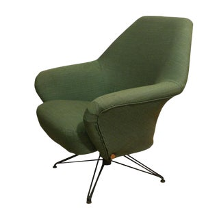 Borsani Tecno P32 Armchair For Sale