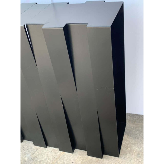 Early 21st Century Modern 'Structure 12' Console by Stephane Ducatteau, France, 2008 For Sale - Image 5 of 9