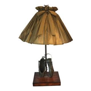 Maitland Smith Ballerina Bronze Table Lamp For Sale