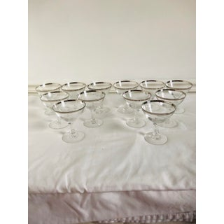 Fostoria Wedding Ring Cocktail Glasses - Set of 12 Preview